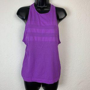 Lorna Jane Tank Top XS High Neck Athletic Workout